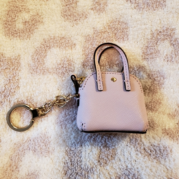 Kate Spade bag charm / keychain